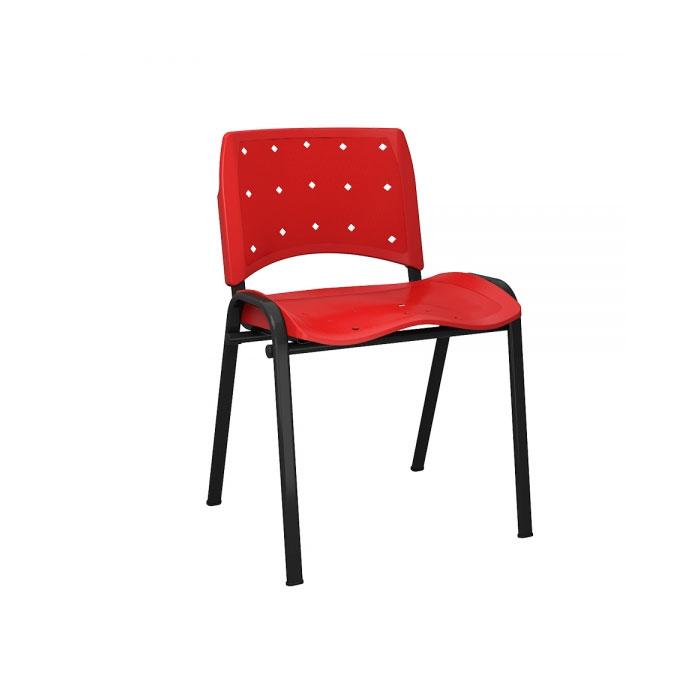 Cadeira Ergoplax Fixa Secretária