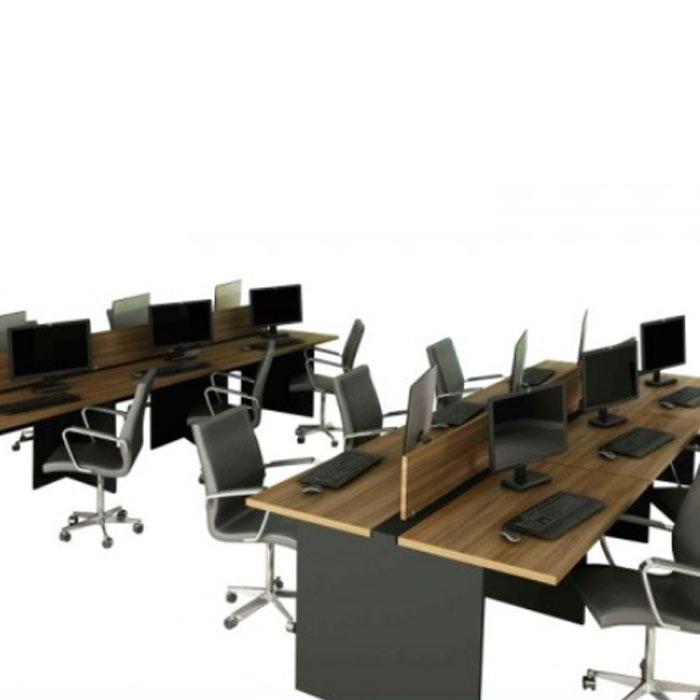 Mesa estação de trabalho Executiva