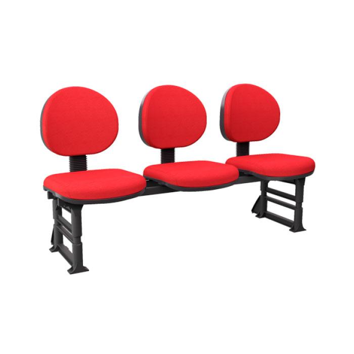 Cadeira Operativa Plus Longarina Executiva