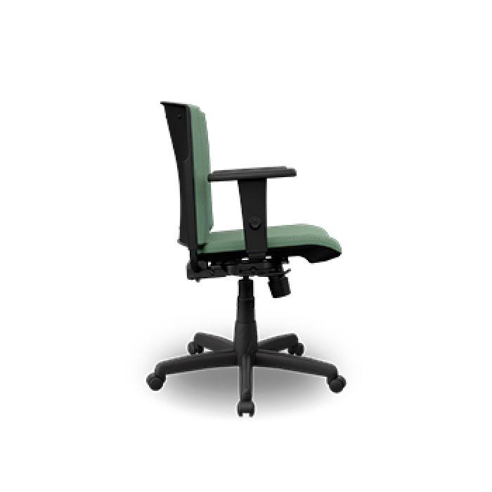 Cadeira giratória com base standard