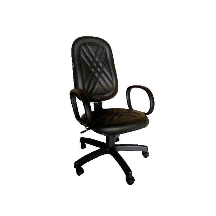 Cadeira Presidente Braço Corsa